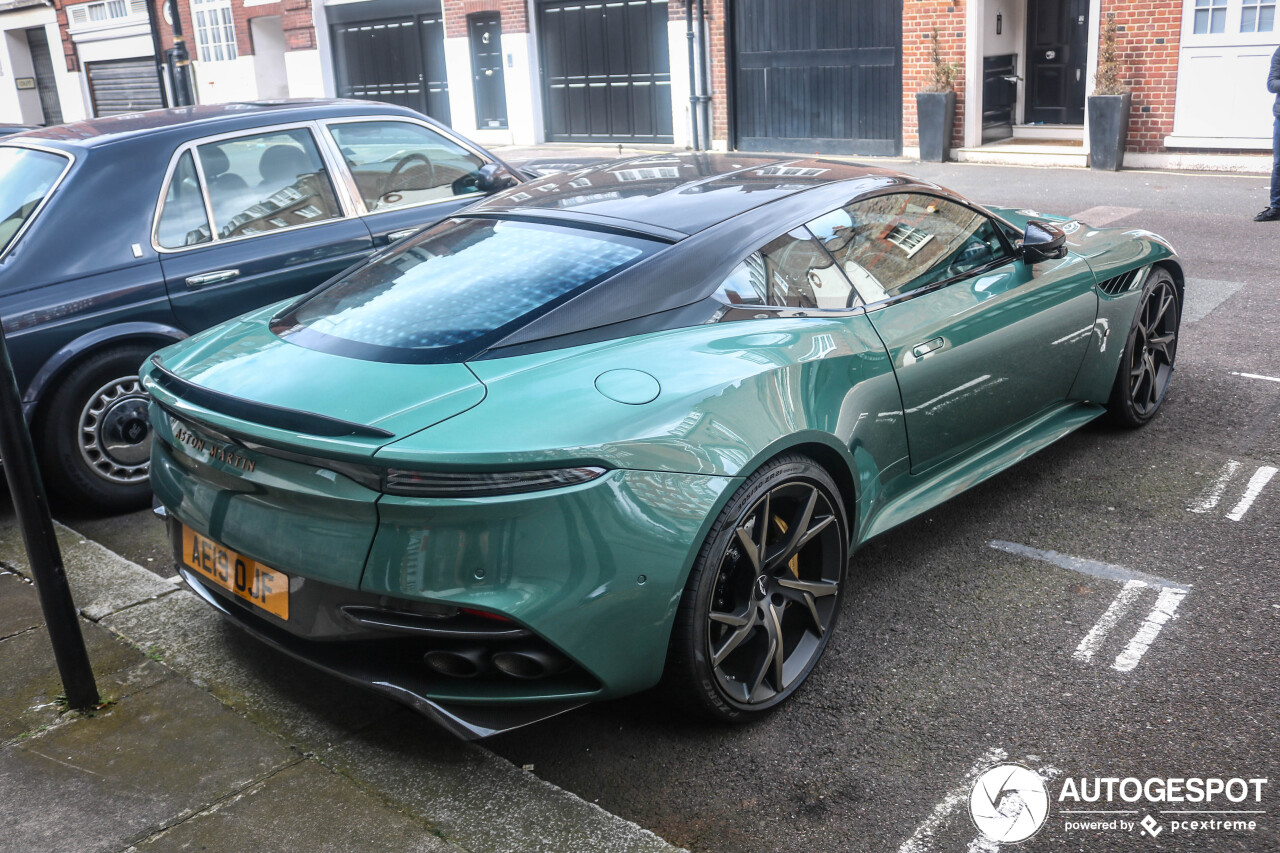 Supercars Gallery Aston Martin Dbs Superleggera Le Mans