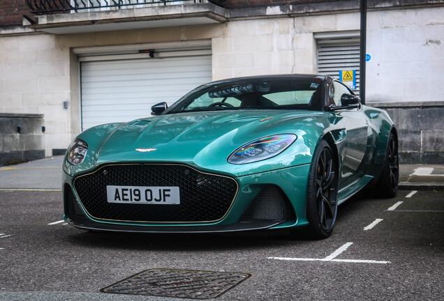 Aston Martin DBS Superleggera 59 Le Mans