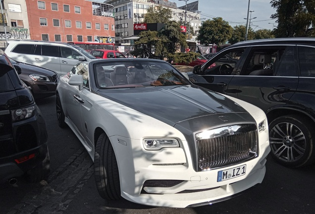 Rolls-Royce Dawn Ares Design