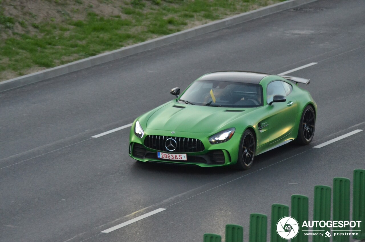 mercedes amg gt r c190 9 september 2019 autogespot. Black Bedroom Furniture Sets. Home Design Ideas