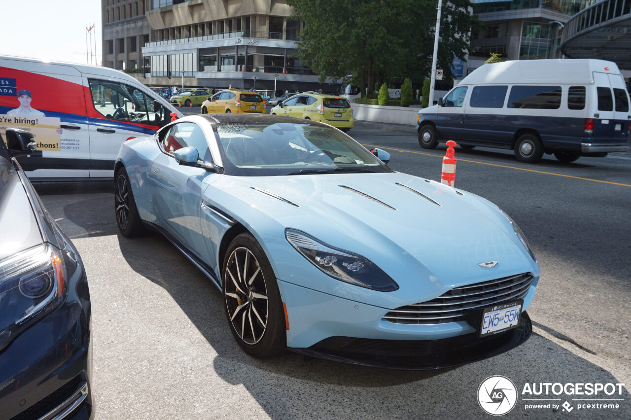 Aston Martin Db11 10 September 2019 Autogespot
