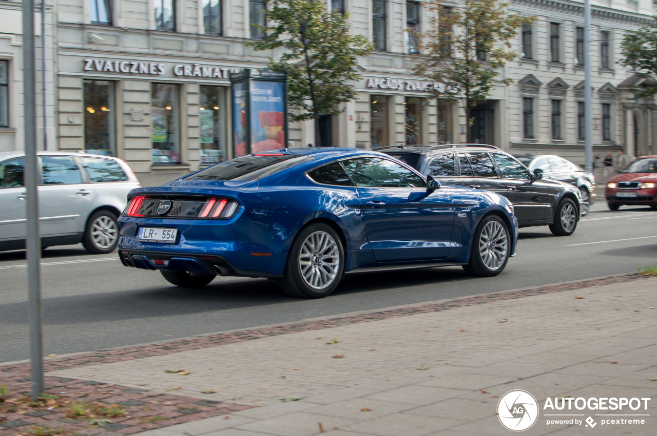 Ford Mustang GT 2015 - 10 September 2019 - Autogespot