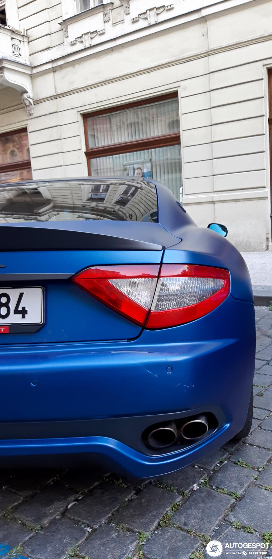 Maserati GranTurismo S Automatic - 10 September 2019 - Autogespot