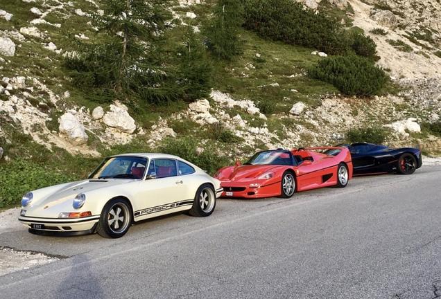 Porsche 911 Singer 4.0