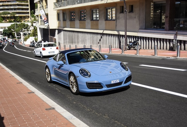Porsche 991 Targa 4S Exclusive Edition