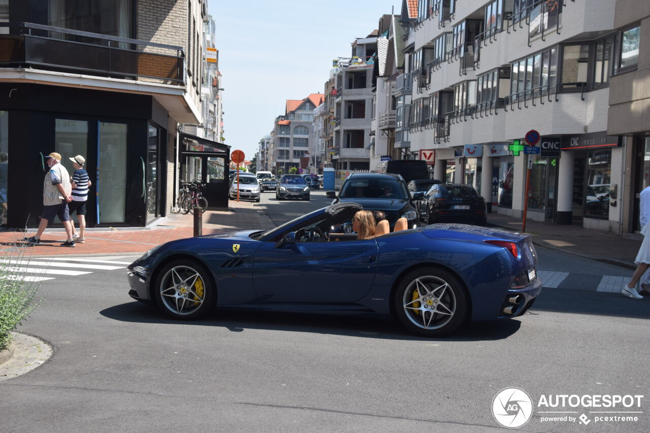 Ferrari California - 11 September 2019 - Autogespot
