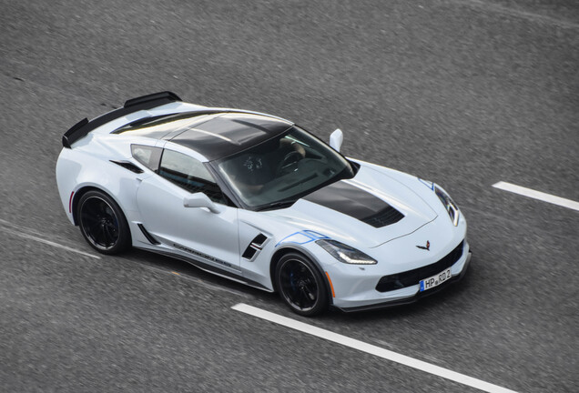 Chevrolet Corvette C7 Z06 Carbon 65 Edition