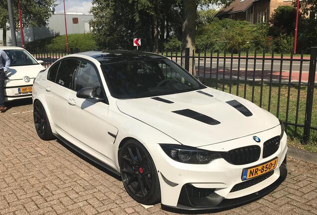 BMW M3 F80 Sedan 2014 Vorsteiner