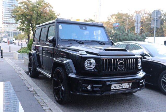 Mercedes-AMG Mansory G 63 P820 Performance