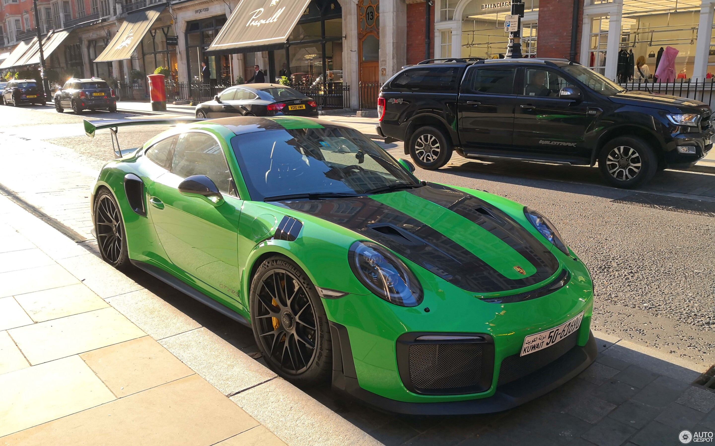 Porsche Manthey Racing 991 GT2 RS MR - 21 June 2020