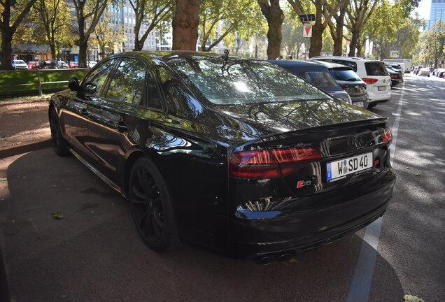 Audi ABT S8 D4 Plus 2016