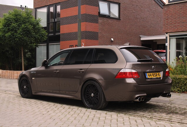 BMW M5 E61 Touring G-Power Hurricane RR