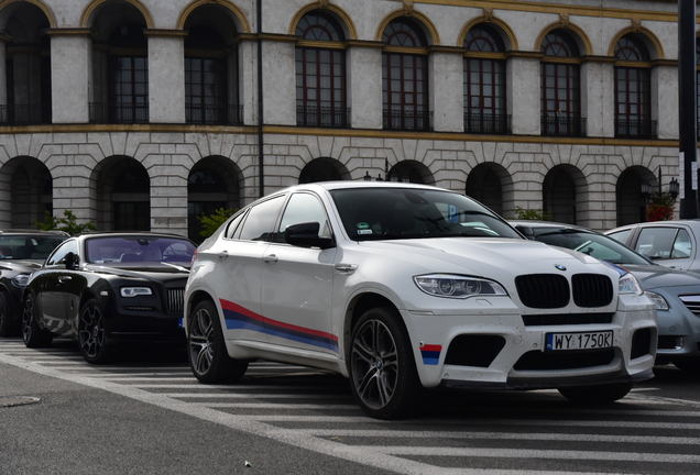 BMW X6 M E71 Design Edition