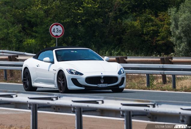MaseratiGranCabrio MC