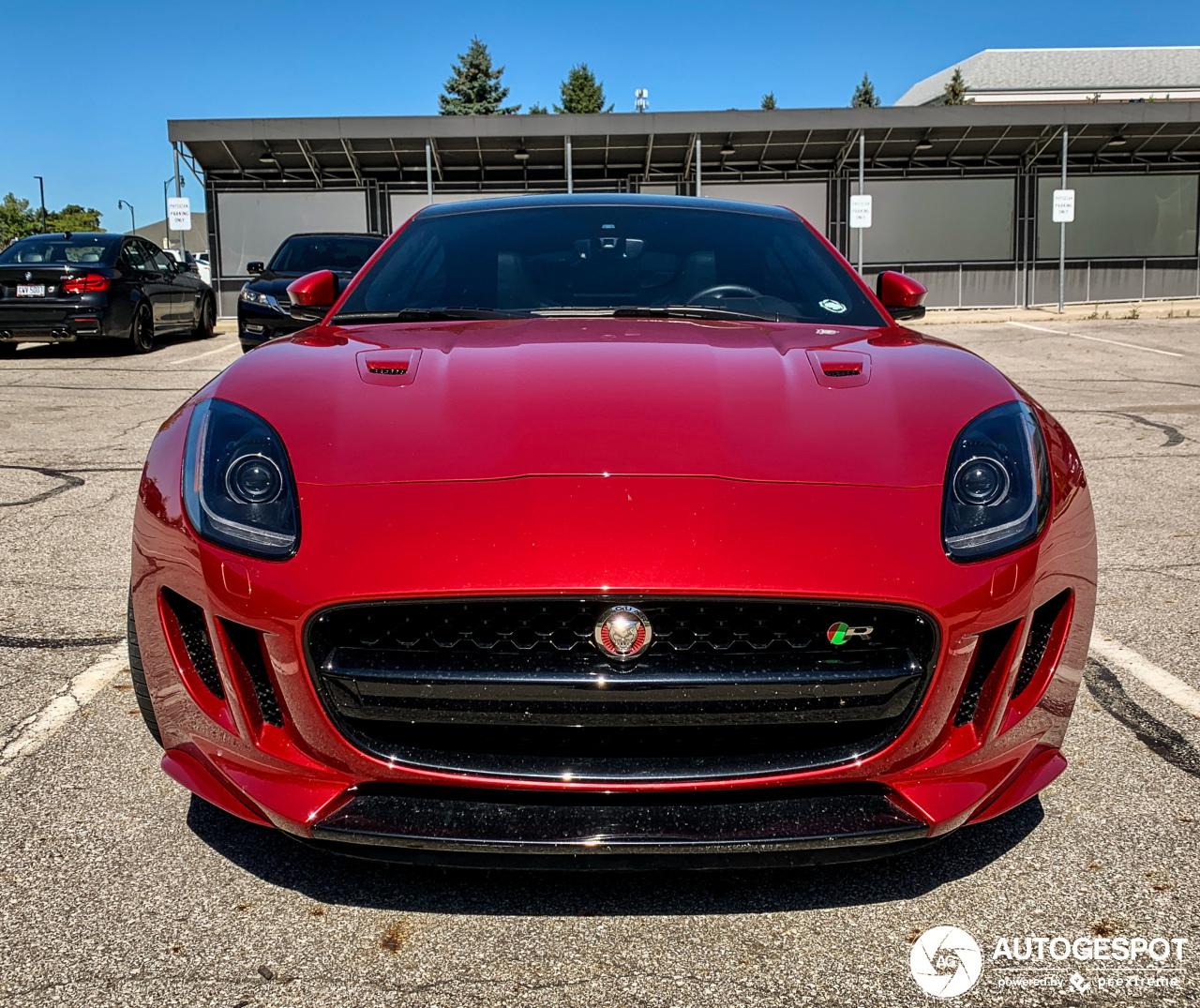 Jaguar F-TYPE R AWD Coupé - 16 September 2019 - Autogespot