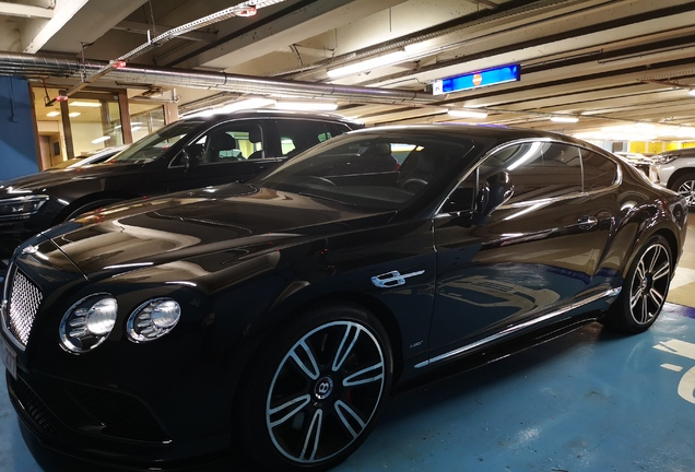 Bentley Continental GT V8 S Black Edition 2016
