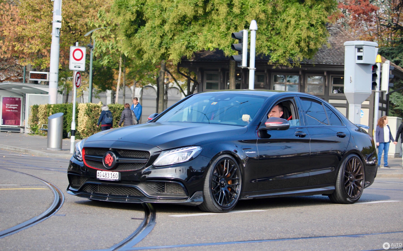 Mercedes-AMG Brabus C 63 S W205 Gorilla Performance