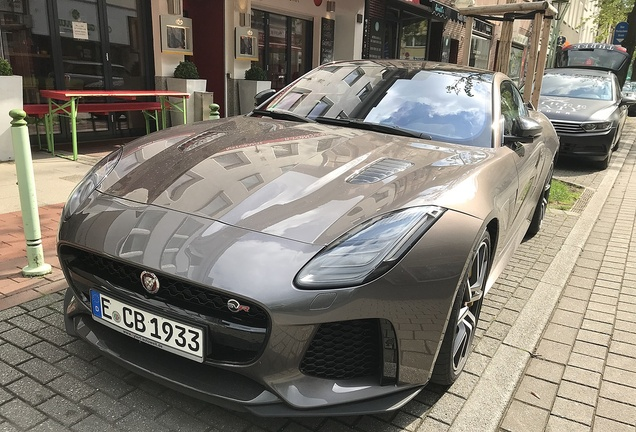 Jaguar F-TYPE SVR Coupé 2017