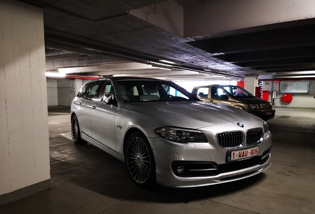 Alpina B5 Biturbo Touring 2014