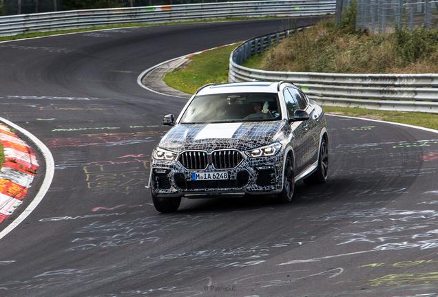 BMW X6 M50i G06 2020