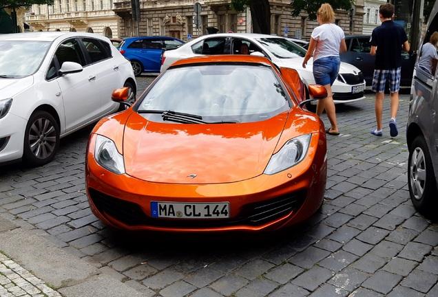 McLaren12C Spider