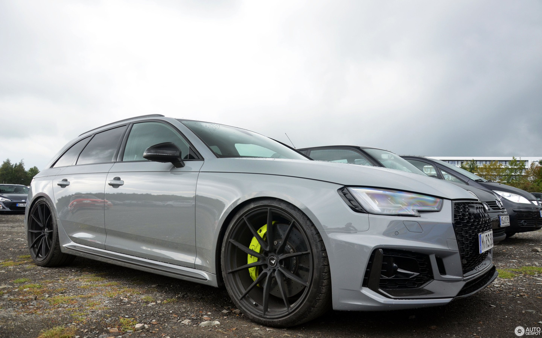 Audi RS4 Avant B9 by SSR Performance