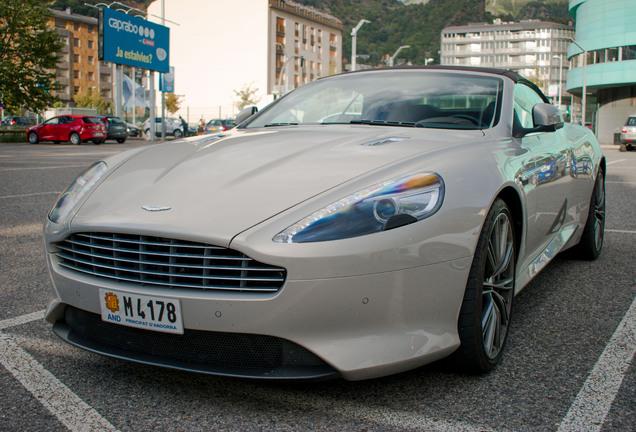 Aston MartinVirage Volante 2011