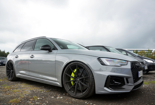 Audi RS4 Avant B9 by SSR Performance
