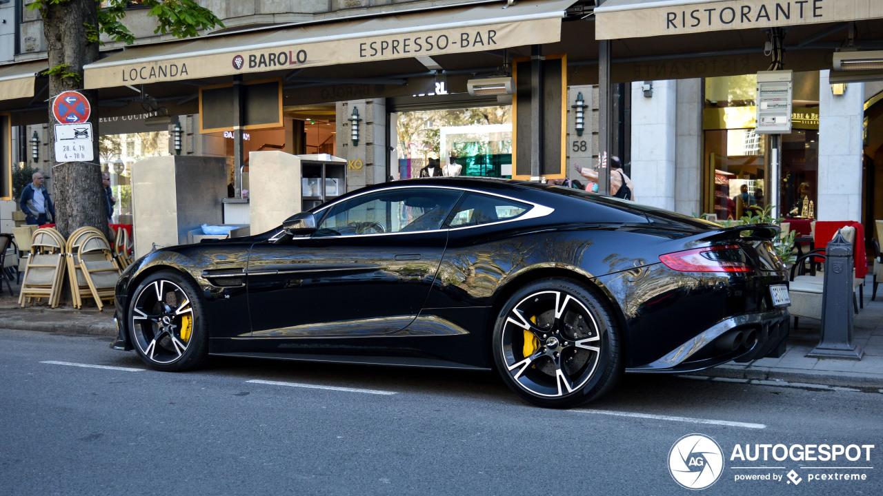 Aston Martin Vanquish S 2017 20 September 2019 Autogespot
