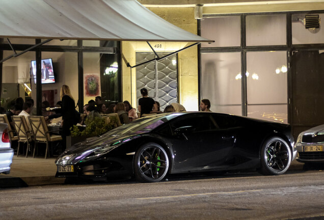 LamborghiniHuracán LP580-2