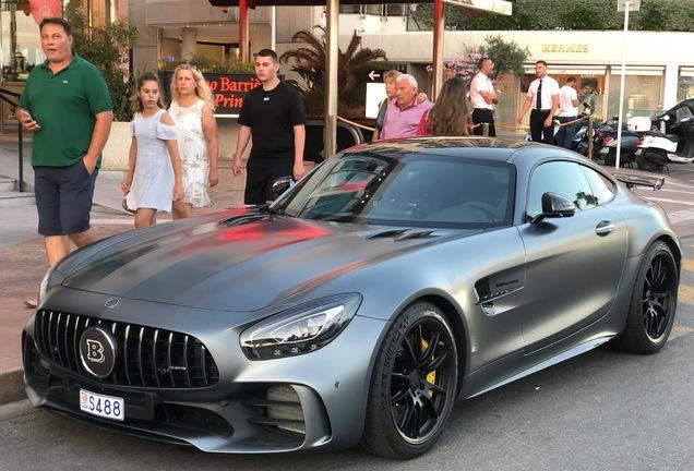 Mercedes-AMG Brabus GT R C190
