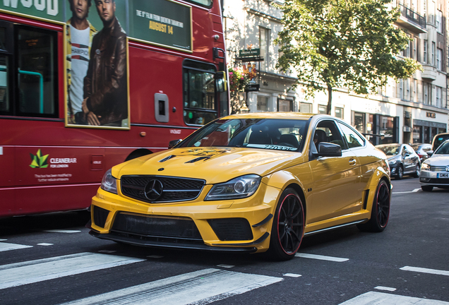 Mercedes-Benz C 63 AMG Coupé Black Series