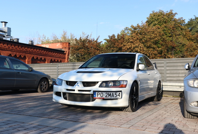 Mitsubishi Lancer Evolution VIII MR FQ