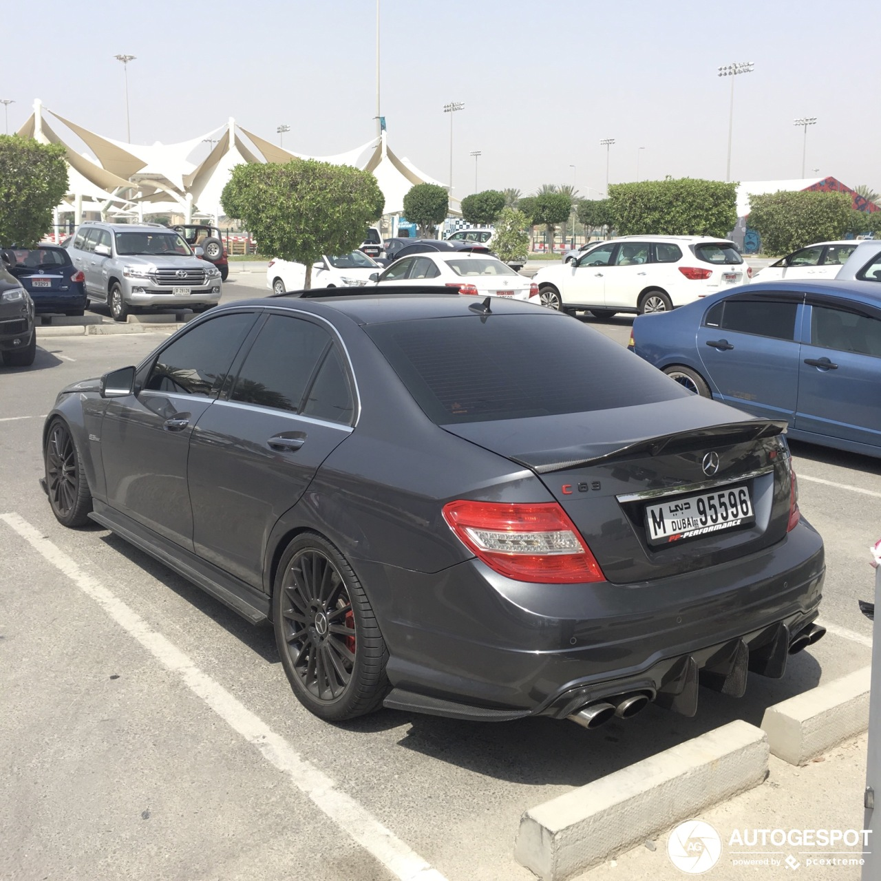 Mercedes-Benz PP-Performance C 63 AMG Coupé Edition 507