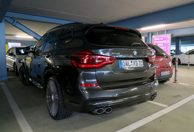 Alpina XD3 Biturbo 2019