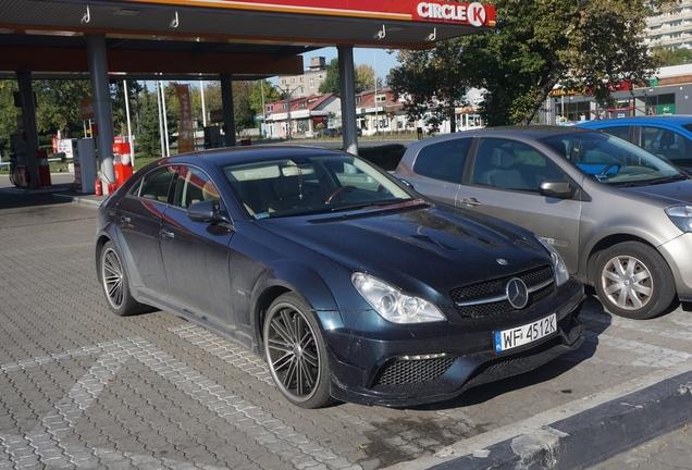 Mercedes-Benz CLS 63 AMG C219 Suhorovsky Design SR66