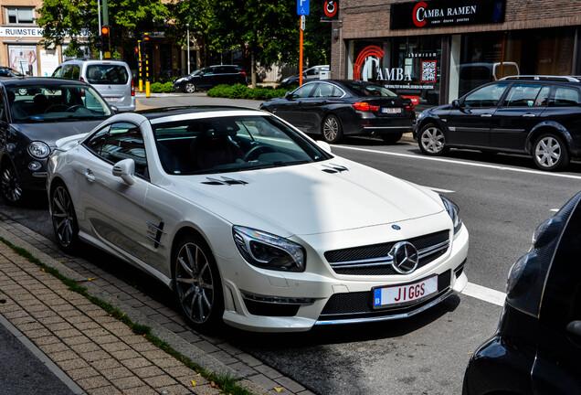 Mercedes-Benz SL 65 AMG R231