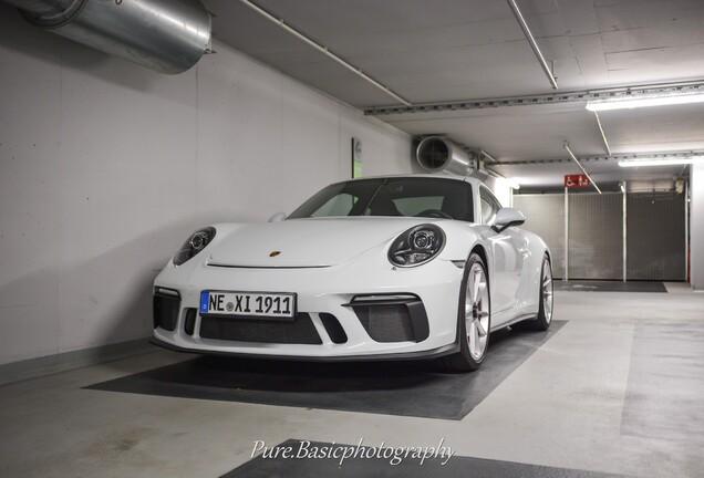 Porsche 991 GT3 MKII Touring
