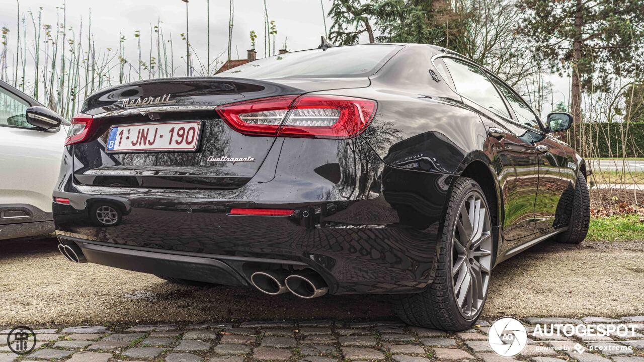 Maserati Quattroporte Diesel 2017 - 26 September 2019 - Autogespot