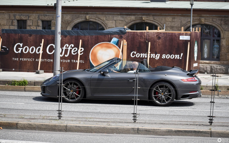 Porsche 991 Carrera S Cabriolet MkII