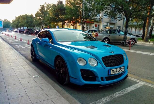 Bentley Continental GT Prior Design