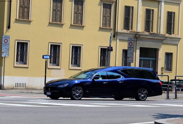 Maserati Ghibli G3.0 Ellena Autotrasformazioni