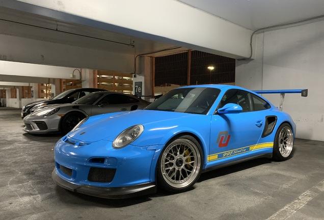 Porsche 997 Street Cup