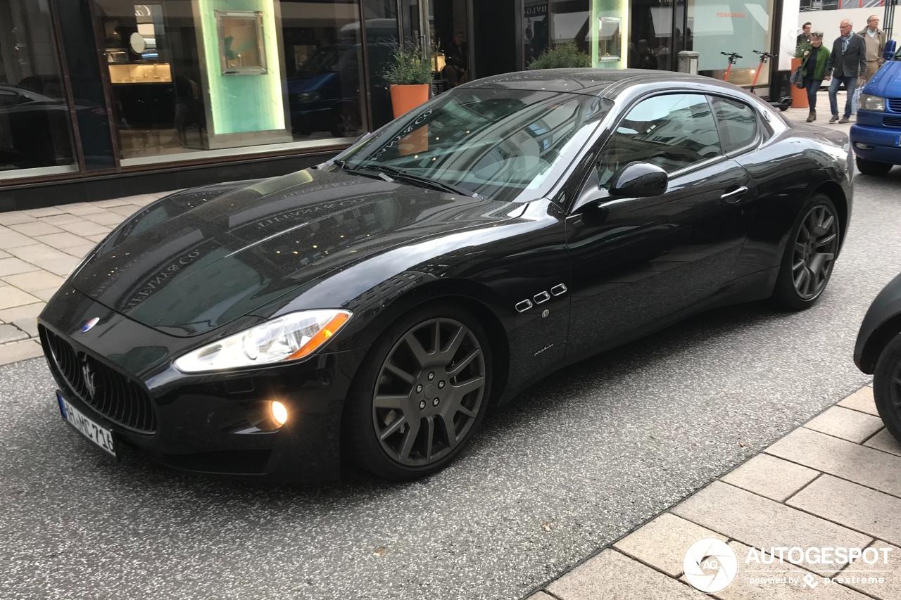 Maserati GranTurismo S Automatic - 28 September 2019 - Autogespot