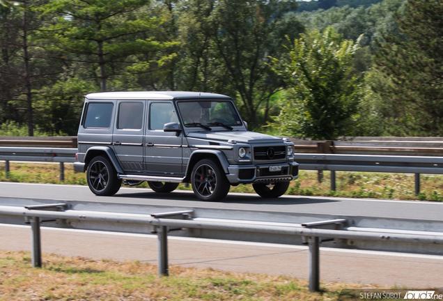 Mercedes-AMG G 63 2016 Edition 463
