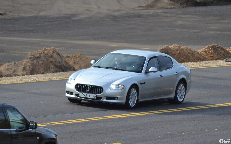 Maserati Quattroporte 2008