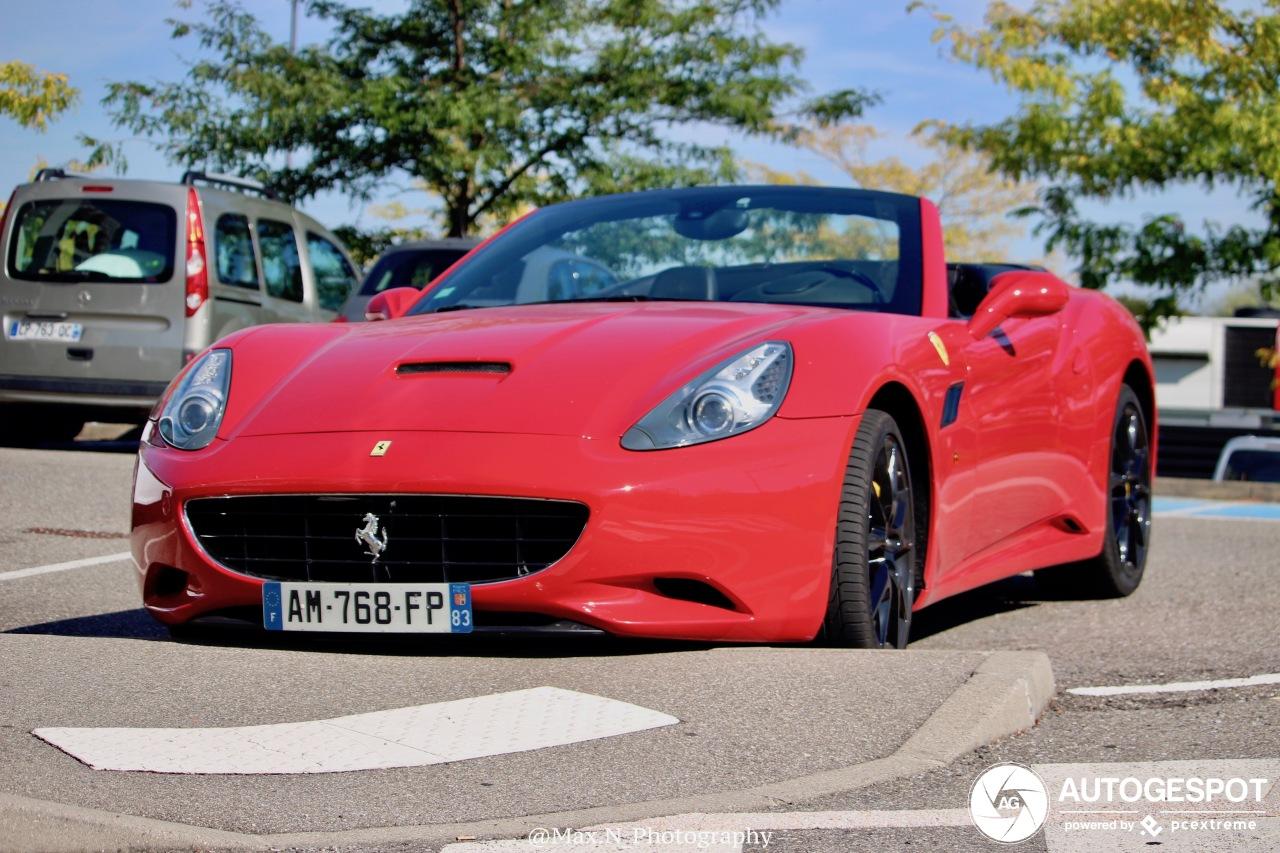 Ferrari California - 30 September 2019 - Autogespot