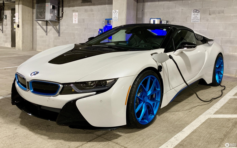 bmw i8 roadster 30 september 2019 autogespot