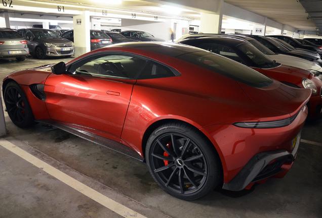 Aston Martin Vantage AMR 2019