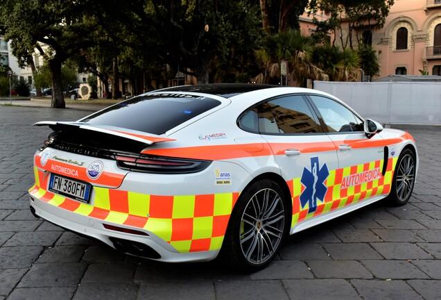 Porsche 971 Panamera Turbo S E-Hybrid Automedica
